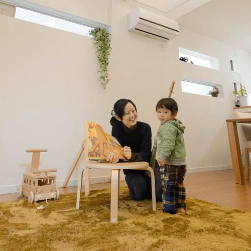 伊丹(兵庫県)の実例・子育て世代が選んだ地震に強い住まい