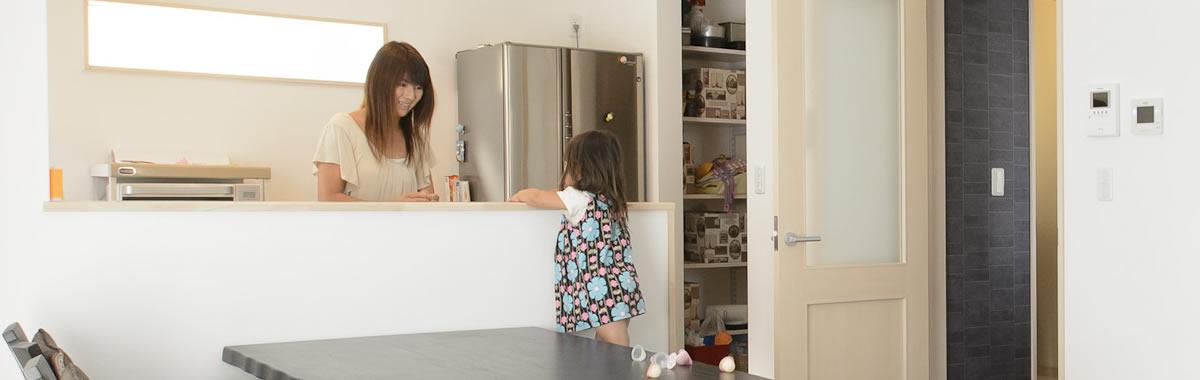 長野の実例・省エネで子どもと環境にやさしい家