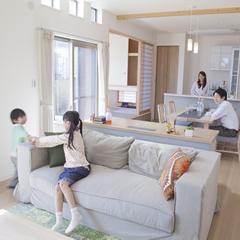 1番長く家族と過ごすリビングでの過ごし方の変化