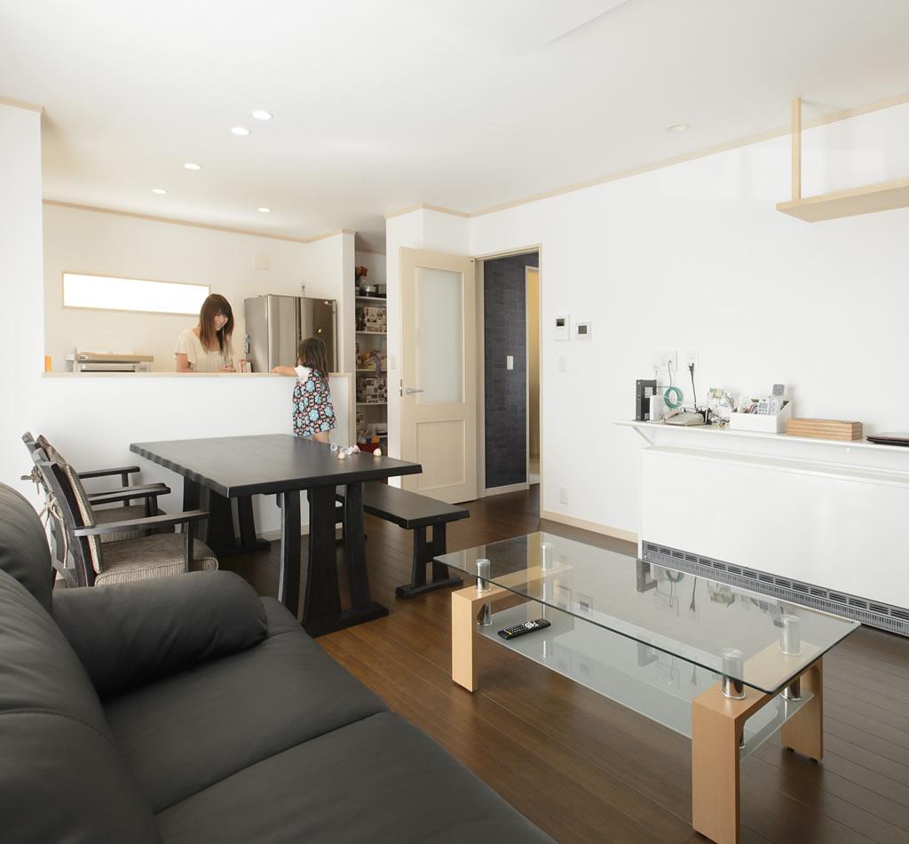 長野市の実例・省エネで子どもと環境にやさしい家