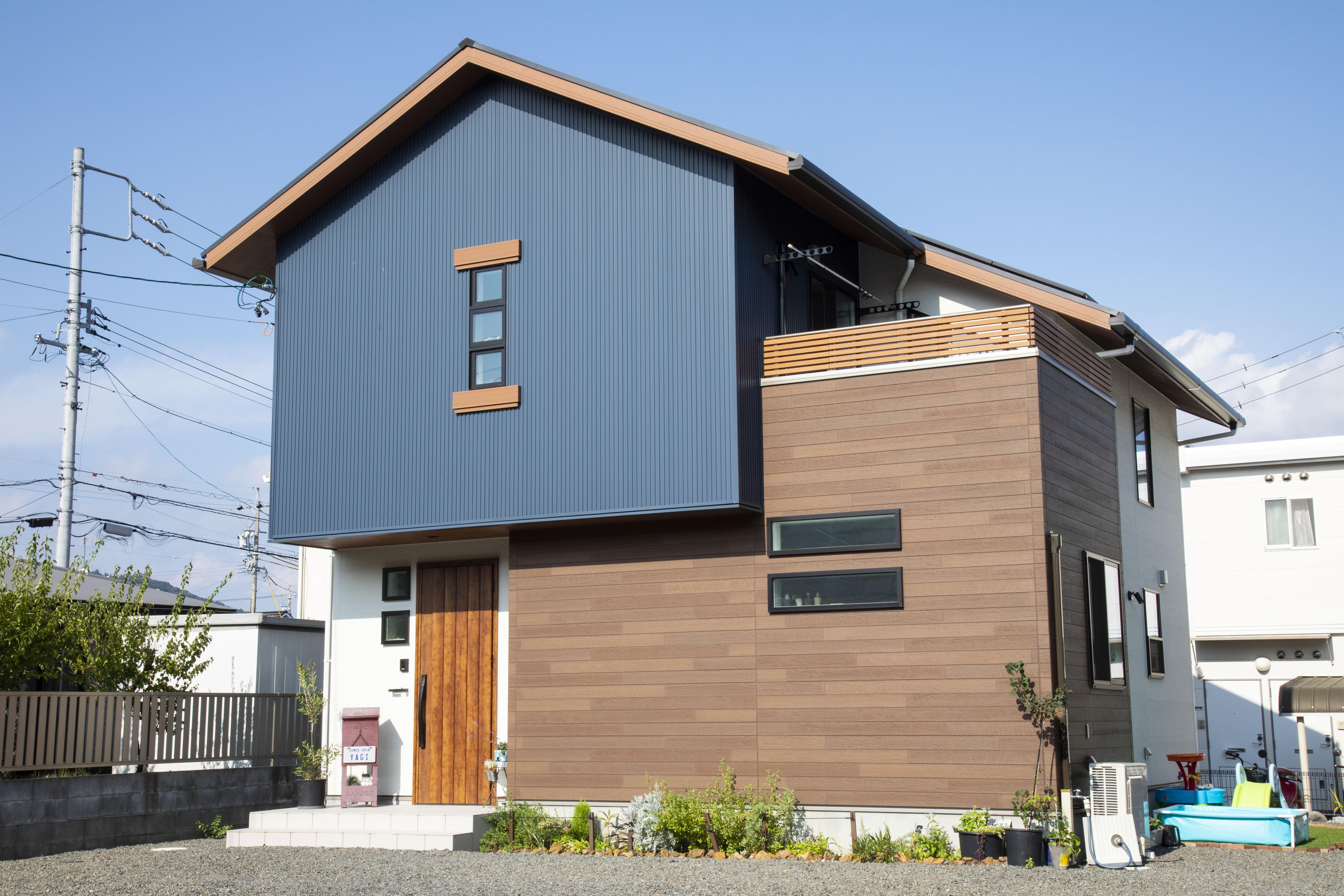 藤枝市の実例・家族とふれあい、趣味をより楽しめる家