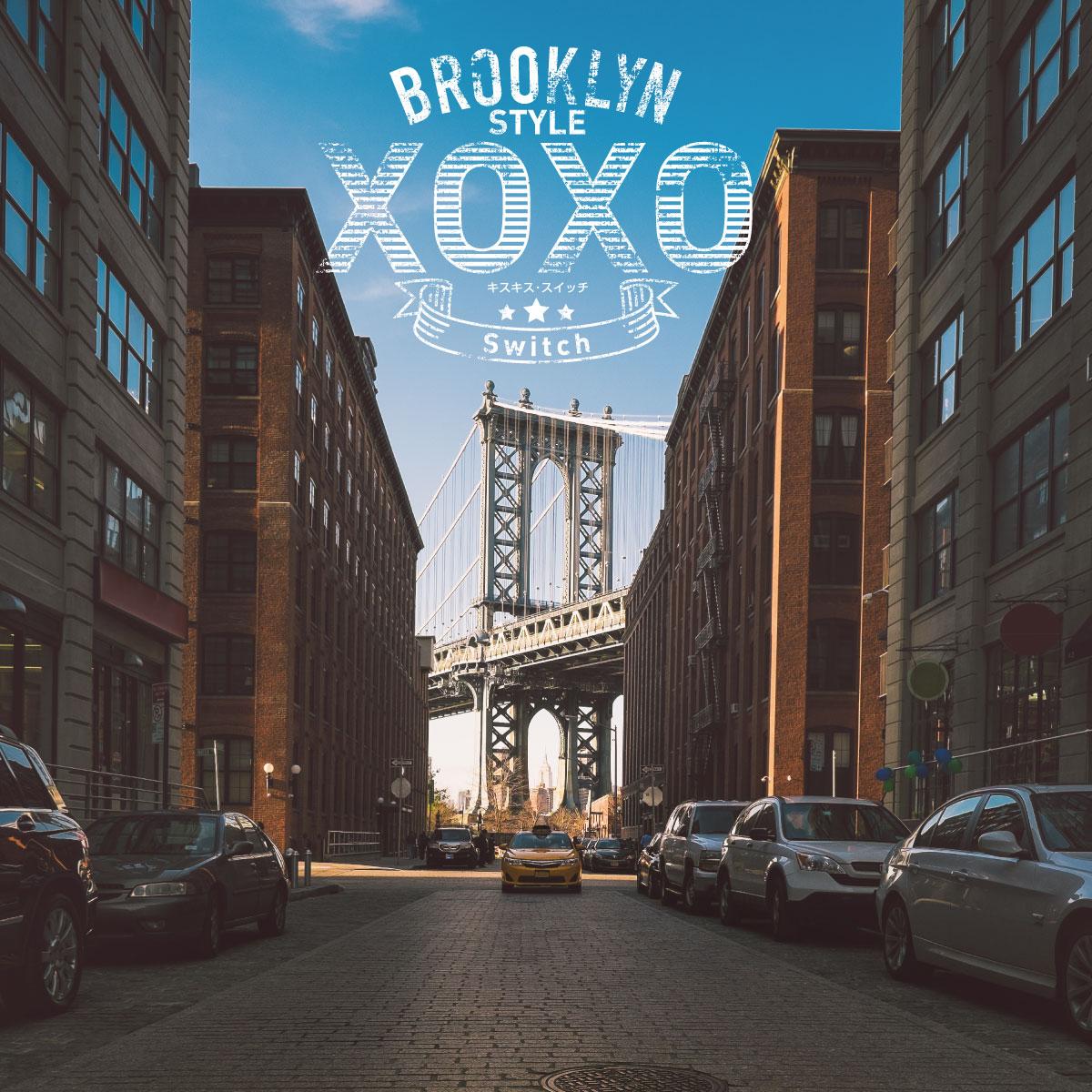 ブルックリンスタイルのこだわりの家