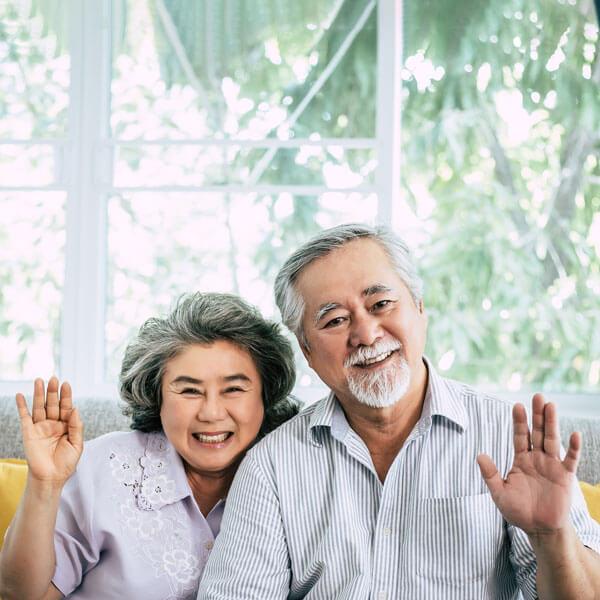 寿命を延ばす温かい家